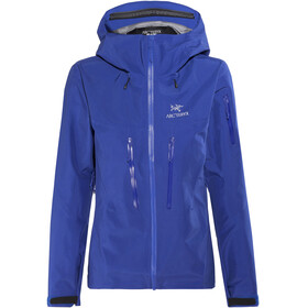 Arc'teryx Alpha SV Jacket Women Somerset Blue